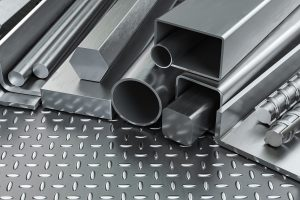 Rolled metal products. Different profiles and tubes .