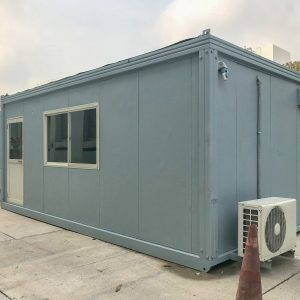 Mobile,Building,In,Industrial,Site,Or,Office,Container